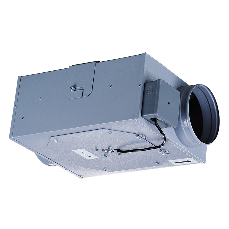SIKU Radial Abluft-Rohrventilator Box 150